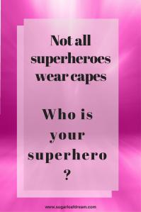 Who Is Your Superhero